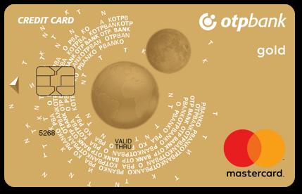 MasterCard Gold для клиентов банка